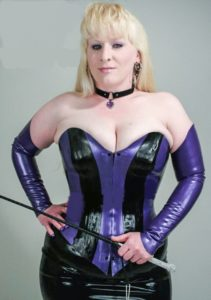 Time Warp With Mistress V