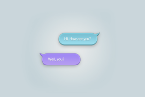 Chat, Text, or Instant Message