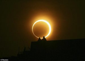Total Eclipse of The…….